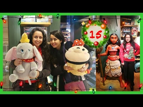Disney Store Adventure (Vlogmas Day 15)