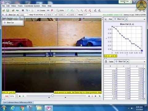 JMH Physics: Intro to using Tracker Video Analysis