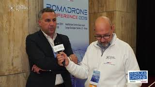 Roma Drone Conference 2019 - Giampaolo SERVODIO, Topcon Positioning Italy