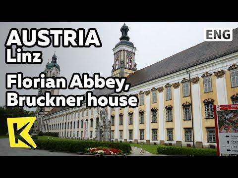 【K】Austria Travel-Linz[오스트리아 여행-린츠]플로리안 수도원과 부르크너 하우스/Florian Abbey/Bruckner house/Sankt Florian