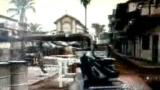 MW3 sur wii : Mission 5
