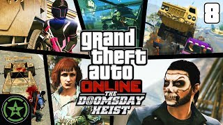 Let's Play - GTA V - The Doomsday Scenario: Setup - Doomsday Heist (#8)