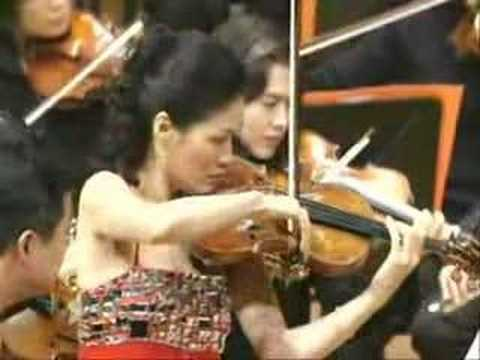 Kyung Sun Lee Plays Sibelius violin Concerto Part II