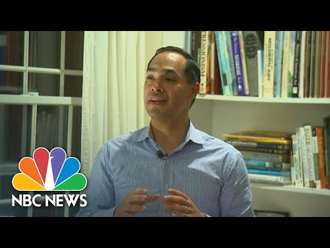Julian Castro: Im Not Gonna Take Any PAC Money If I Run | NBC News