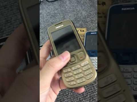 Nokia 6303 màu hiếm
