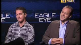 Star Movies VIP Access Eagle Eye: Shia LaBeouf & D.J. Caruso