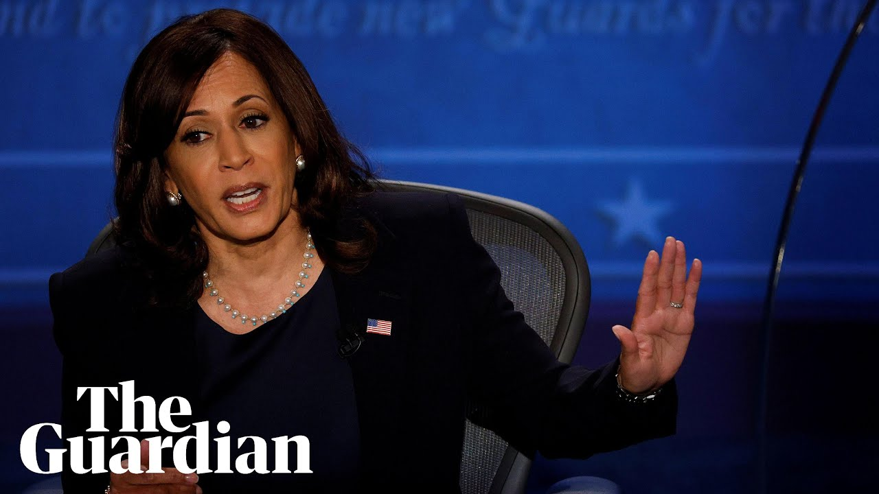 Kamala Harris remains unable to move into her Washington DC ...