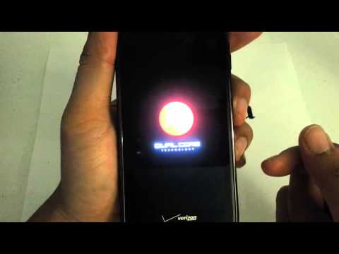 Motorola Droid Razr MAXX HARD RESET Password Removal Factory Restore Guide Tutorial