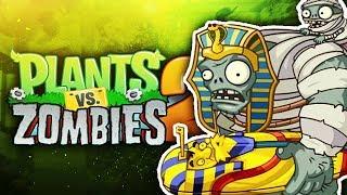 Plants vs Zombies 2 - PIRAMIDA Cz. 5 GARGANTUAR