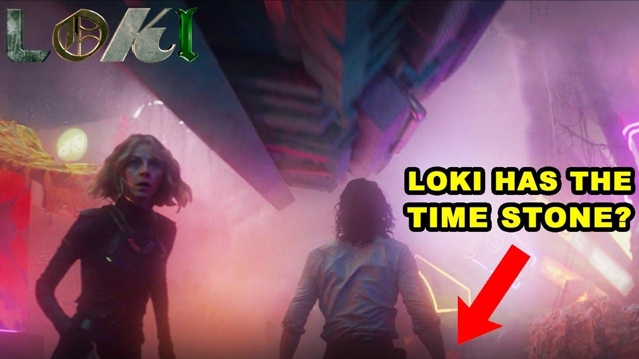 'Loki' Episode 3 explained: Sylvie, bisexual Loki and more