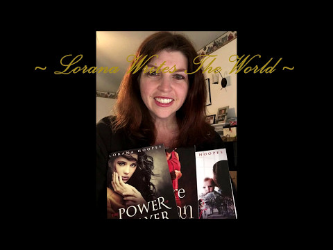 TLBTV: Lorana Writes the World - With Guest, Author Allison Sutter