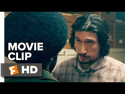 BlacKkKlansman Movie Clip - Go Undercover (2018)   Movieclips Coming Soon