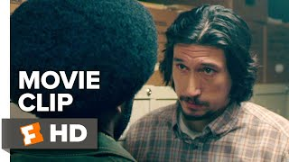 BlacKkKlansman Movie Clip - Go Undercover (2018) | Movieclips Coming Soon