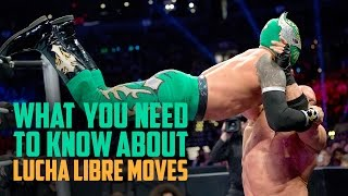 What you need to know about lucha libre moves - What you need to know...