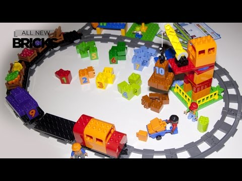 Lego Education 45008 Math Train Speed Build with Problem Solving
