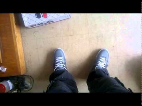 bubble feet oxford