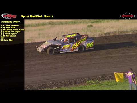 Sport Modified -- 5/6/17 -- Park Jefferson Speedway