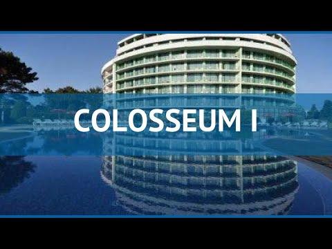 COLOSSEUM I 4* Болгария Солнечный Берег обзор – отель КОЛОССЕУМ И 4* Солнечный Берег видео обзор