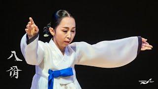 [2019 팔일 8회] 서정숙 - 민살풀이춤 / Korean Traditional Dance / Herita…