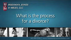 Maryland Divorce Process