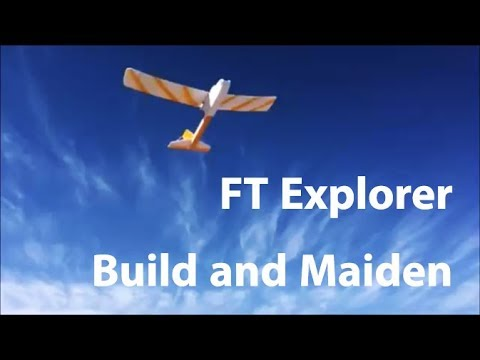 FT Explorer Build and Maiden
