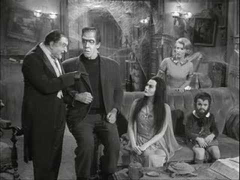 The Munsters-Butch Patrick-Whatever Happened To Eddie