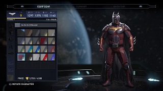 Injustice 2 CUSTOMIZATION- ALL PREMIER SKINS AND CHARACTER SHADERS (MR. FREEZE AND MORE!)