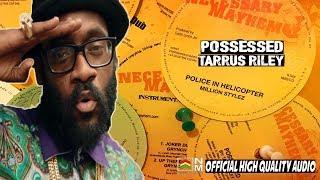 Tarrus Riley - Possessed - Lyric Video (Necessary Mayhem)