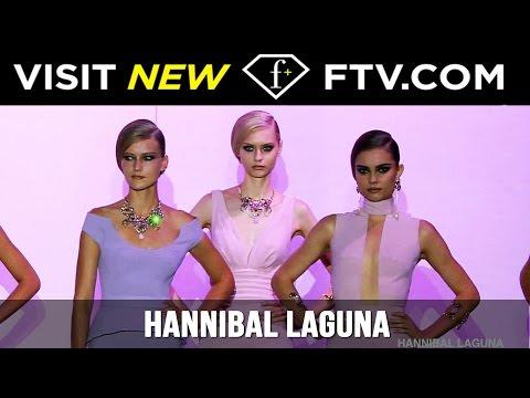 Madrid FW Hannibal Laguna Spring/summer 2017 Full Show | FashionTV