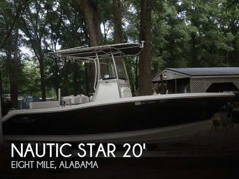 [UNAVAILABLE] Used 2011 Nautic Star 2000 XS Offshore in Eight Mile, Alabama