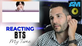 VOCAL COACH reacts to BTS singing MY TIME