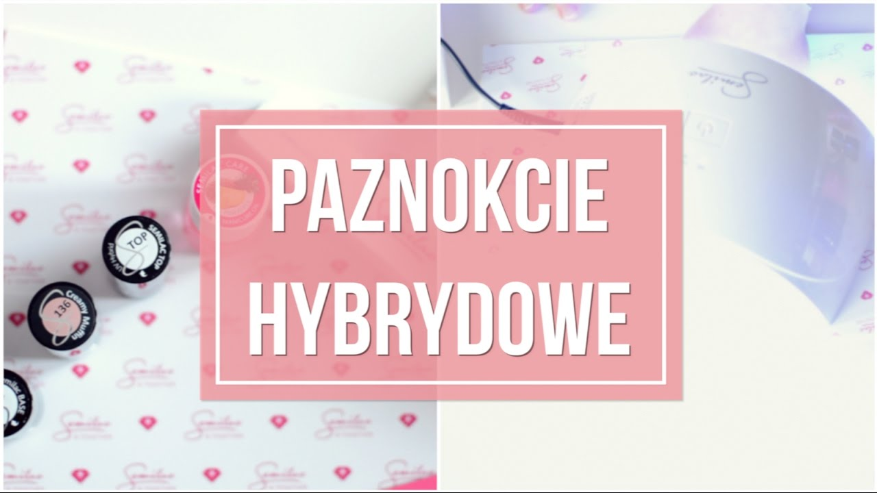 OPENBOX I PIERWSZY RAZ: PAZNOKCIE HYBRYDOWE