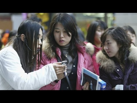 Low Birthrate Shrinks South Korea's Youth Population