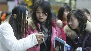 Ha Ha! Low Birthrate Shrinks South Korea's Youth Population [2014]