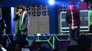 RUNA RAP ( FESTIVAL HIPHOP IBARRA 2019 ) - RUMIÑAWI & FUYO MC