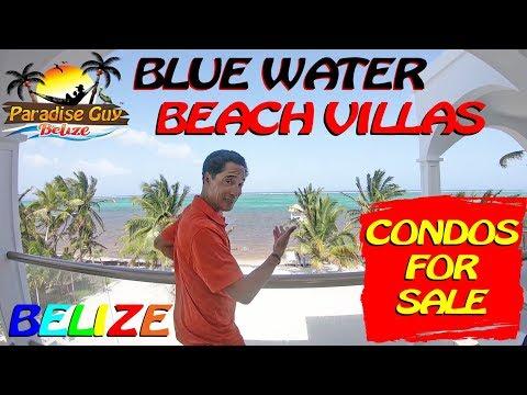 Blue Water Beach Villas - Ambergris Caye, Belize - Paradise Guy