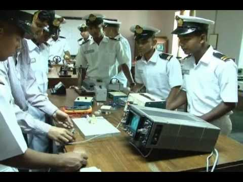 Bangladesh Marine Academy.wmv