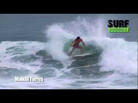 Rob Machado en Costa Rica - Hurley