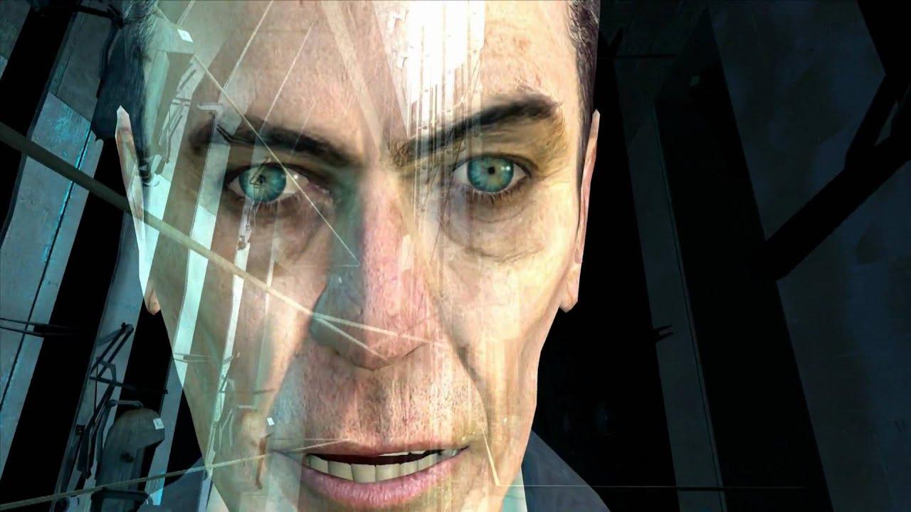Gman Half life 2 1080P HD