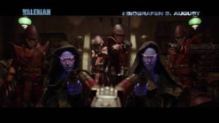 Valerian and the City of a Thousand Planets - Dansk TV-spot - I biografen 3. august