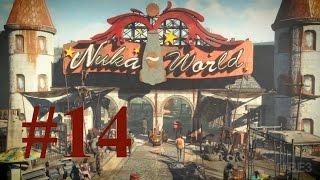 Fallout 4 Nuka World #14 ► Внезапный Финал ► Макс настройки