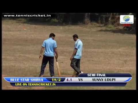 2 ND SEMI NEW STAR SHRWA VS SUNNY UDUPI 40 TH NETAJI SPORTS