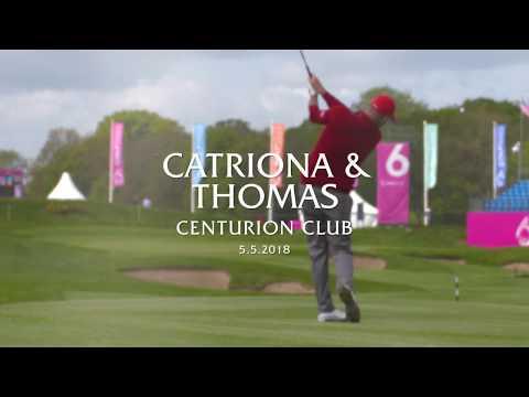 Catriona Matthew Captains' Diaries   Volume. 2: Catriona & Thomas
