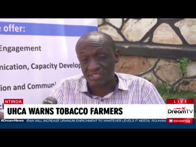 UHCA WARNS TOBACCO FARMERS