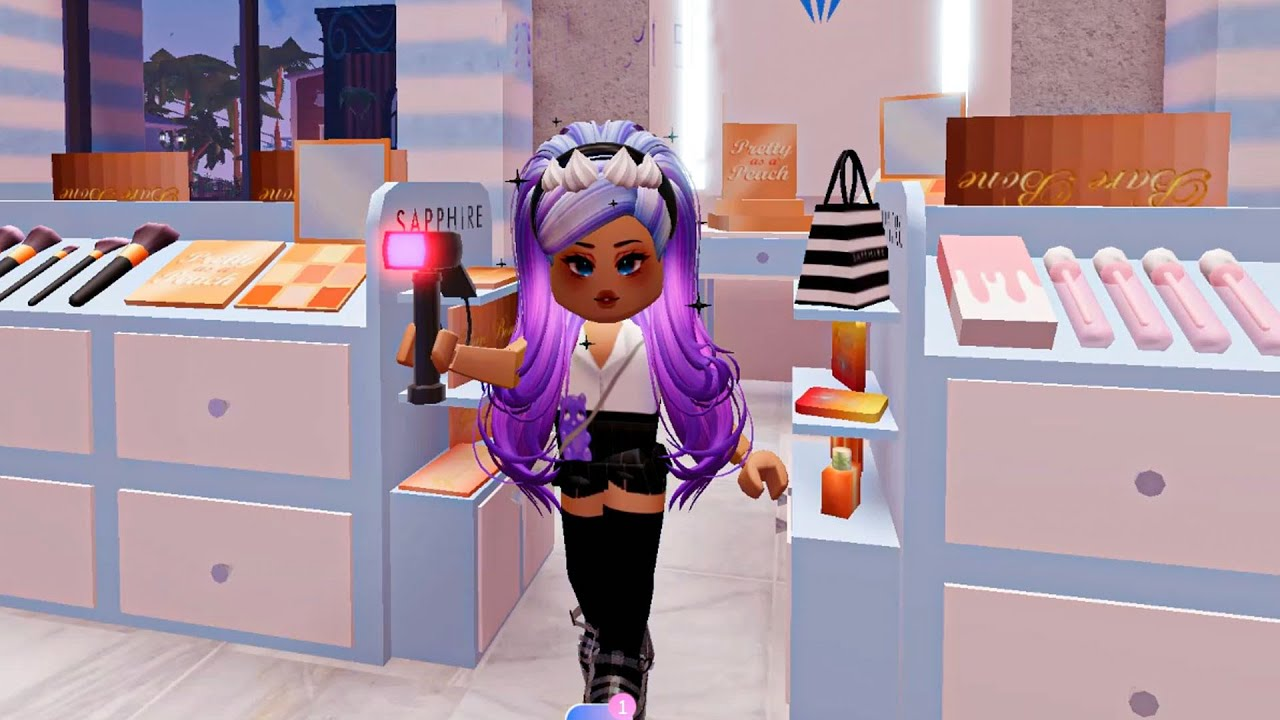 Download Makeup & Makeovers at Sapphire Beauty ( Royale High RP )