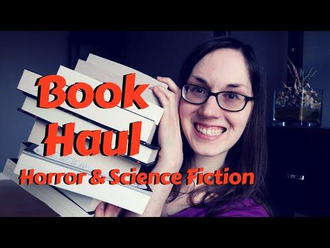 Adult Horror & Science Fiction Book Haul | December 2019