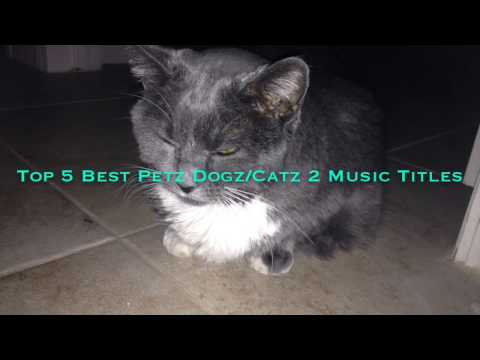Petz Dogz/Catz 2: Top 5 Best Music Titles!