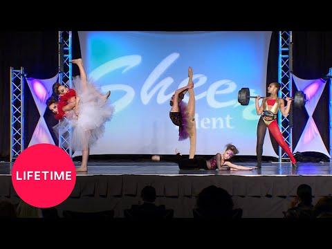 "Dance Moms: Group Dance  ""Freak Show"" Season 5  Lifetime"