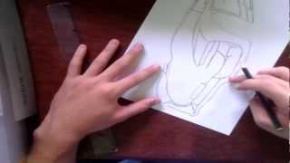 Aula de carros ( Como desenhar Citroen G...