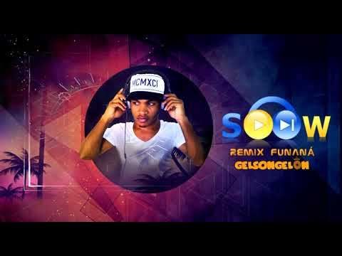 Remix Funaná SHOW novo (Album Mix Funaná) Dj Gelson Gelson